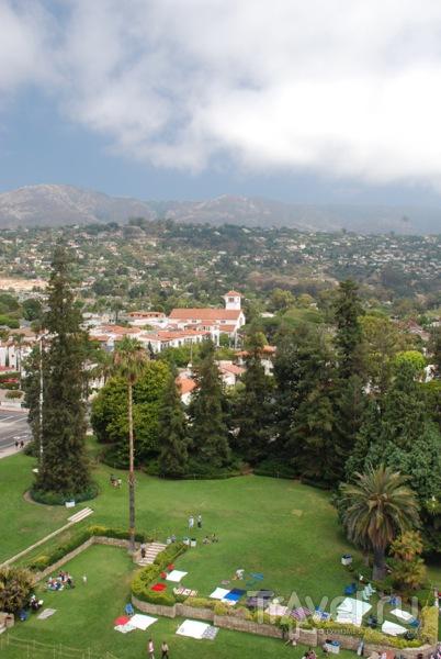 Назад в Санта-Барбару / США