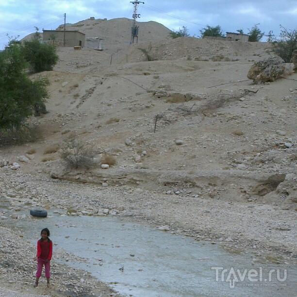 Вади Кельт. Иудейская пустыня / Израиль