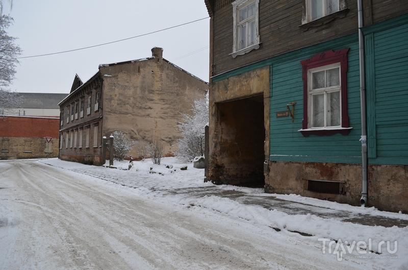 Рига. Район Саркандаугава / Фото из Латвии