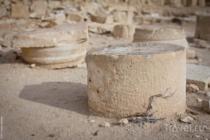 Древний град Реховот и небесные представления (пустыня Негев, Израиль) / Израиль