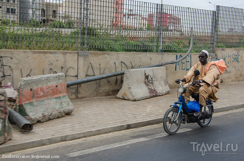 Сенегал. Главный город. / Фото из Сенегала