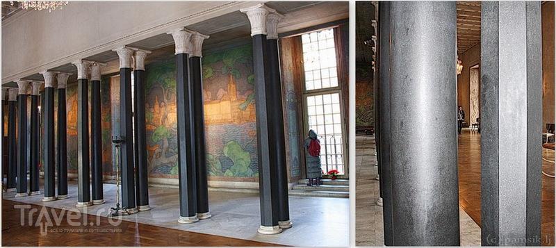 Стокгольмская Ратуша /Stadshuset / Швеция