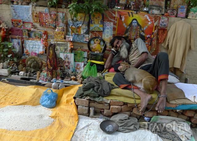Индия: Варанаси / Индия