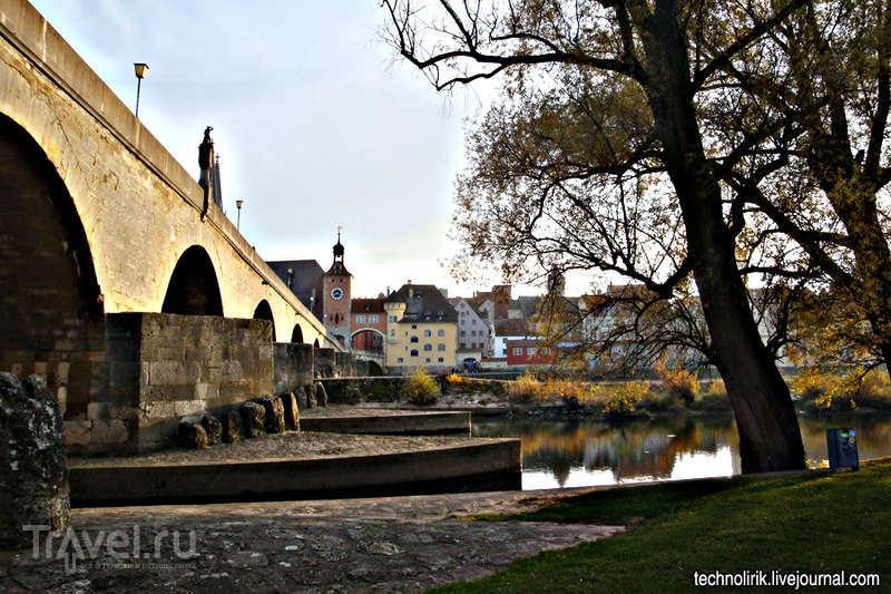 Прогулка по Регенсбургу / Германия