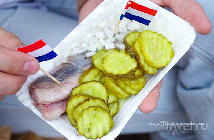 Что нужно попробовать в Амстердаме? / Фото из Нидерландов