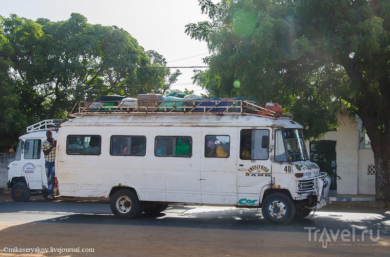 Сенегал. Сен-Луи - столица Западной Африки / Фото из Сенегала