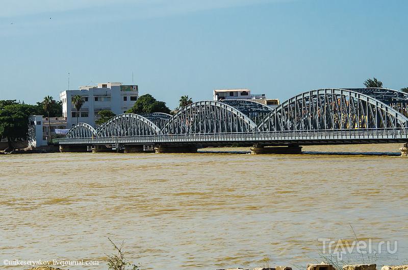 Мост Федерба в Сенегале / Фото из Сенегала