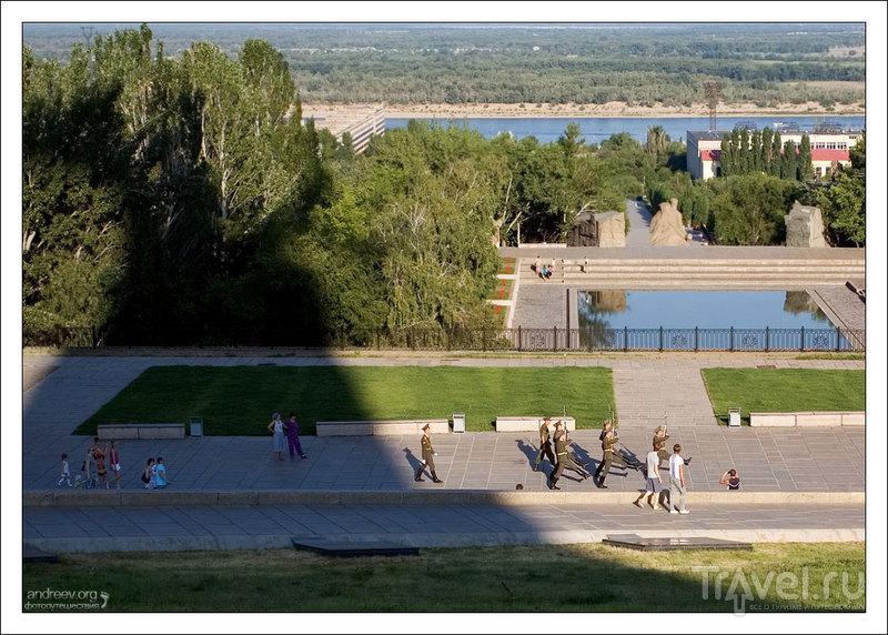 Волгоград: Мамаев курган / Россия