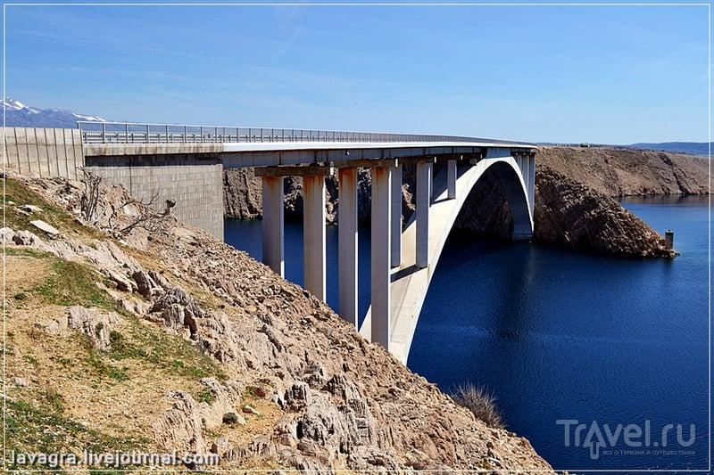 Пажский мост / Фото из Хорватии