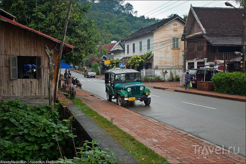 Луанг-Прабанг. Город, погружённый в медитацию / Фото из Лаоса