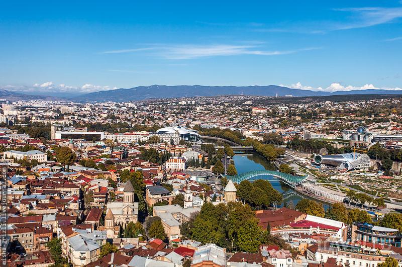 Грузия в ноябре или британцы в погоне за летом / Фото из Грузии