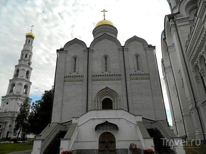 Николо-Угрешский монастырь, город Дзержинский / Фото из России