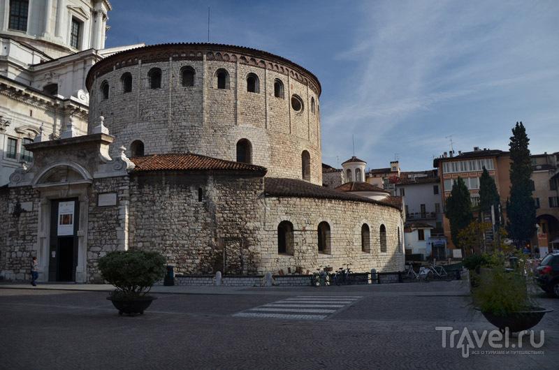 Старый Домский собор в Брешии / Фото из Италии