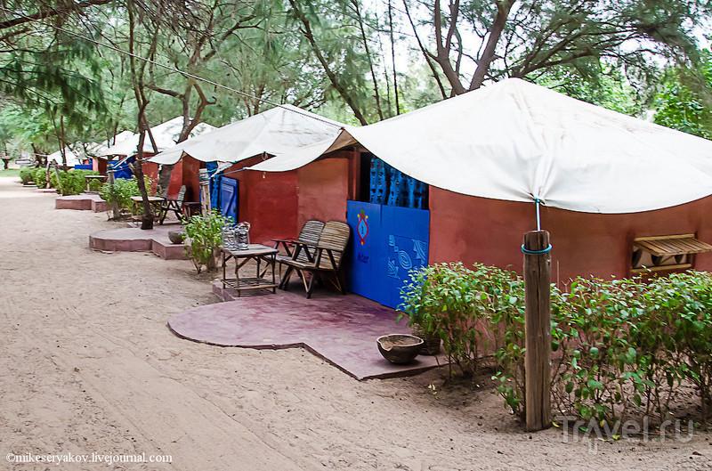 Отель Ocean et Savane в Сенегале / Фото из Сенегала