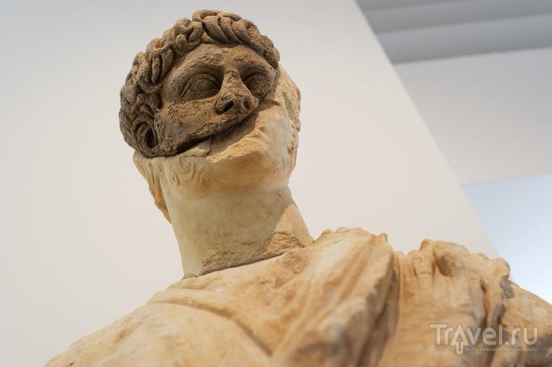 В музее  Афродисиаса / Фото из Турции
