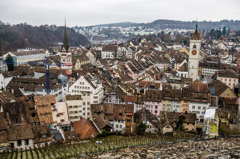 Швейцарские заметки. Шаффхаузен / Фото из Швейцарии