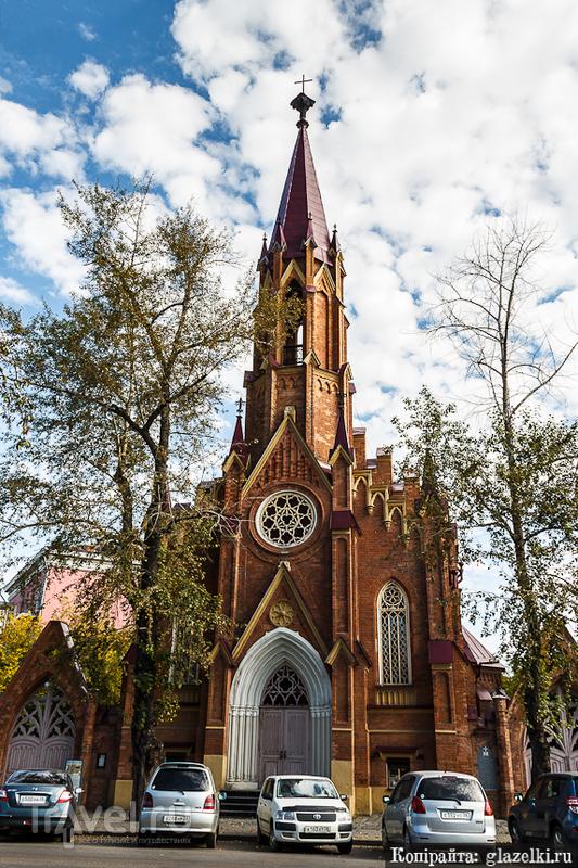 Органный зал Иркутской филармонии / Фото из России