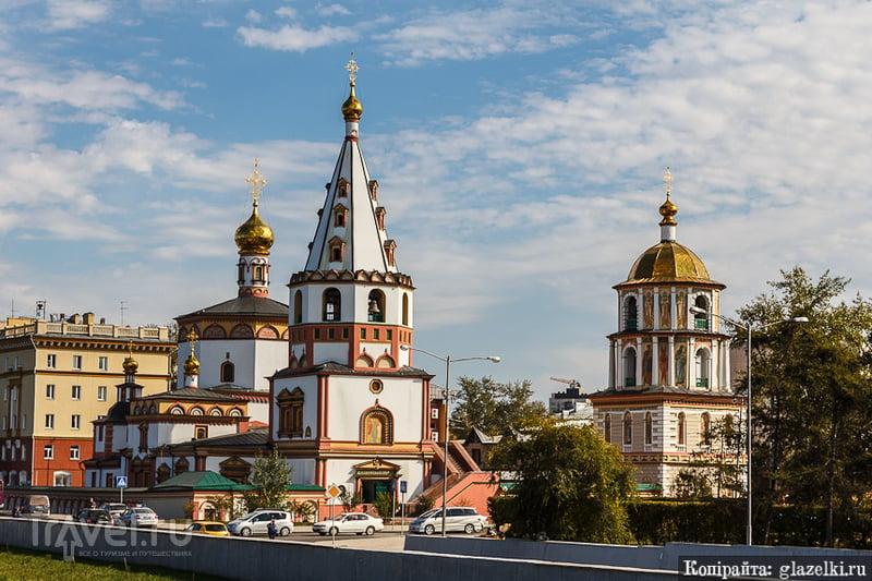Кафедральный собор во имя Богоявления Господня / Фото из России