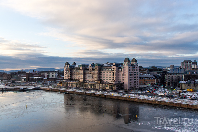 Опера в Осло / Фото из Норвегии