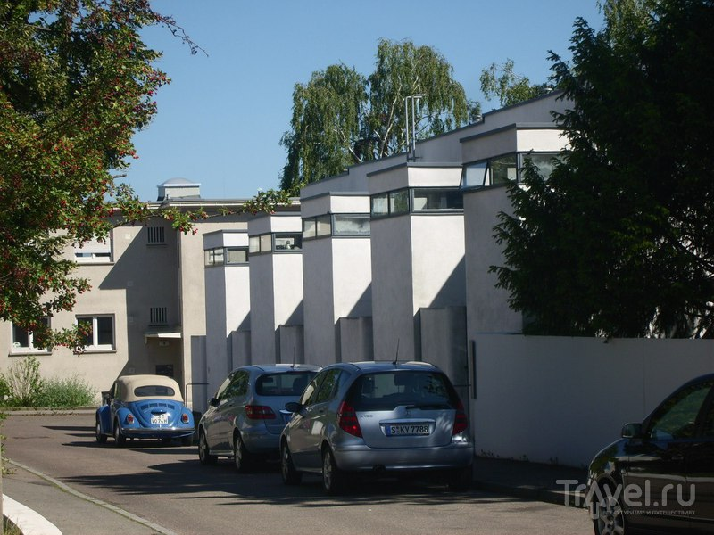 Вайсенхофзидлунг (Weissenhofsiedlung) / Германия