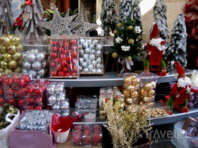 Валенсия готовится к Рождеству / Испания