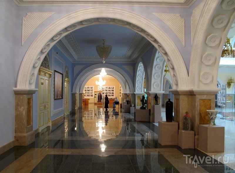 Грозный: Аллея Славы и музей Ахмата Кадырова / Россия