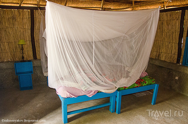 Рыбацкий лодж Hakuna Matata в Сенегале / Фото из Сенегала