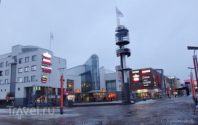 Рованиеми / Фото из Финляндии