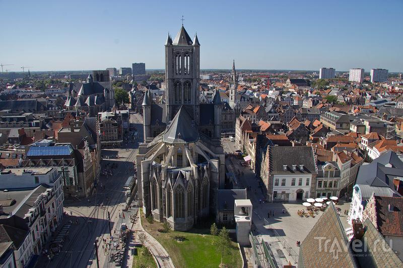 Церковь Святого Николая в Генте / Фото из Бельгии