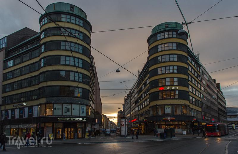 Крошки Осло / Фото из Норвегии