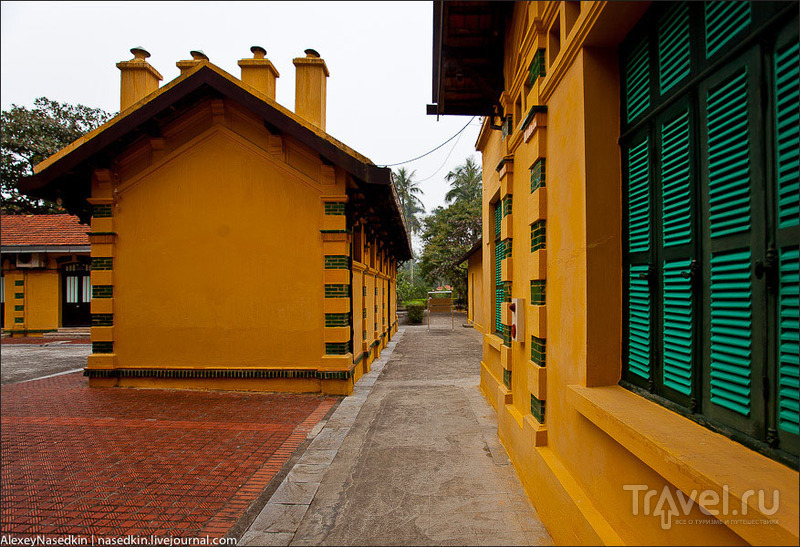 Дом-музей Хо Ши Мина, Ханой / Фото из Вьетнама