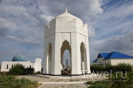 """Сарайчик: на руинах """"маленькой столицы"""" Золотой Орды / Казахстан"""