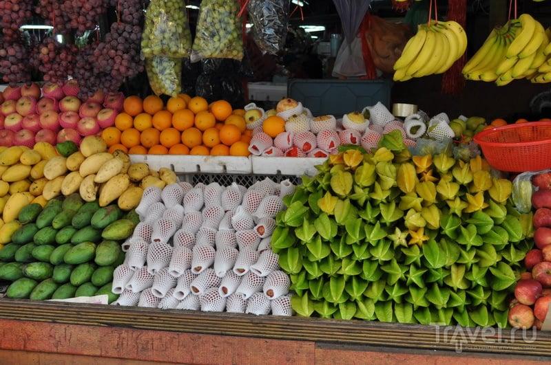 Фруктовый рай, Куала-Лумпур