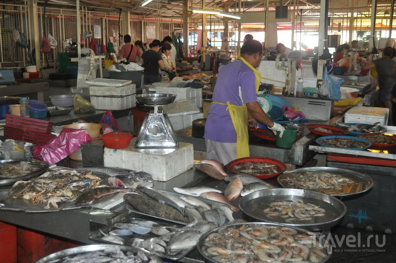 Кухня Малайзии как национальный спорт