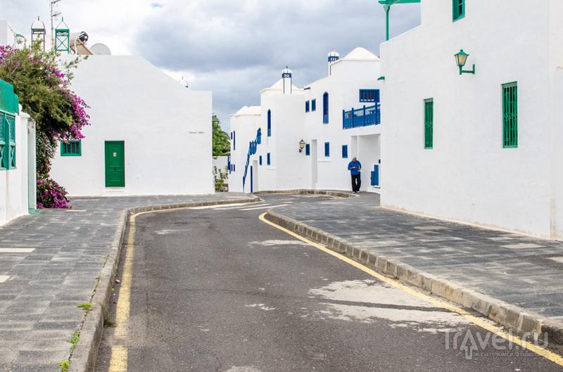 Lanzarote - Остров огнедышащих гор / Испания