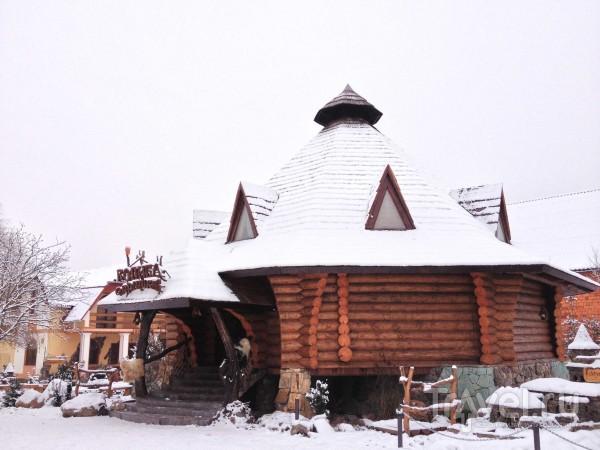 Закарпатье, с. Поляна и местность в округе / Украина