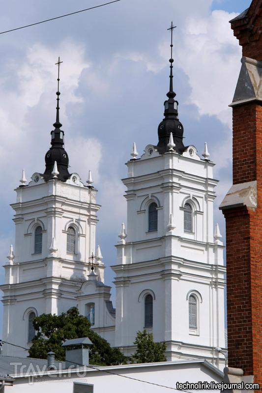 Даугавпилс - город, с которого началось мое знакомство с Латвией / Латвия