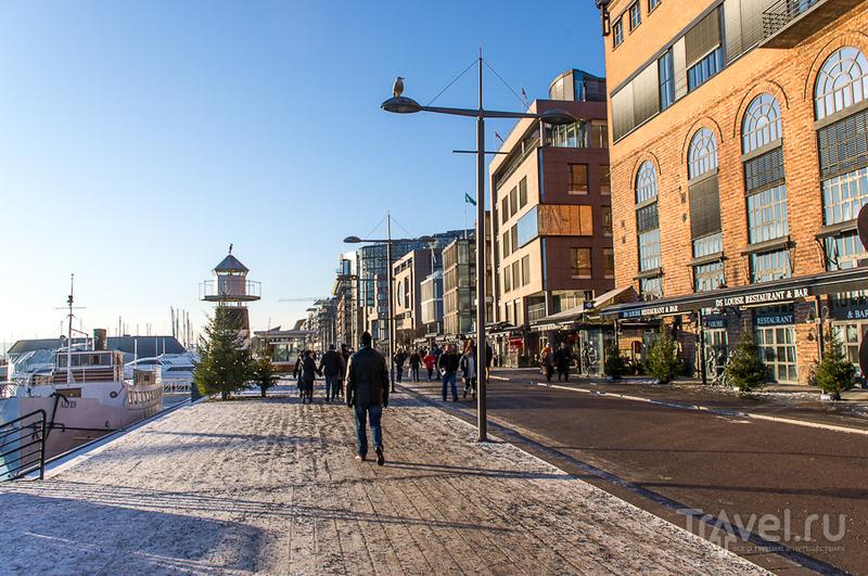 Aker Brygge / Норвегия