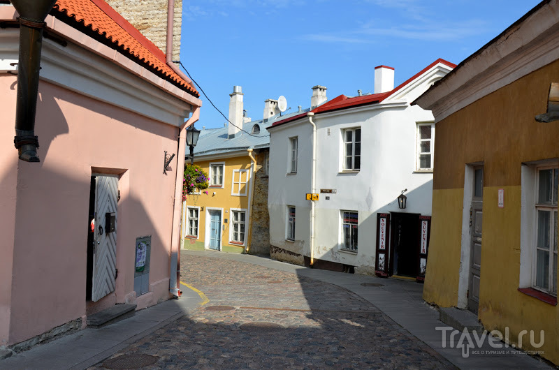 Старый Таллин, Эстония / Эстония