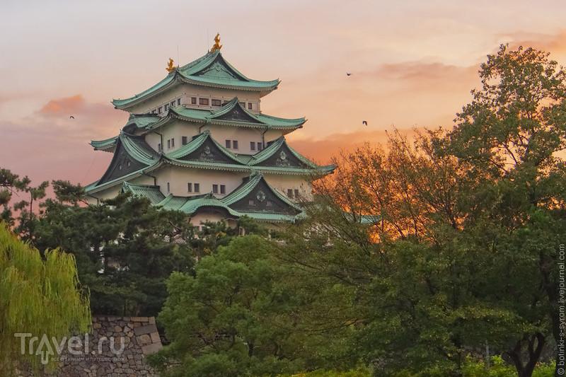 Немного Нагойи / Япония