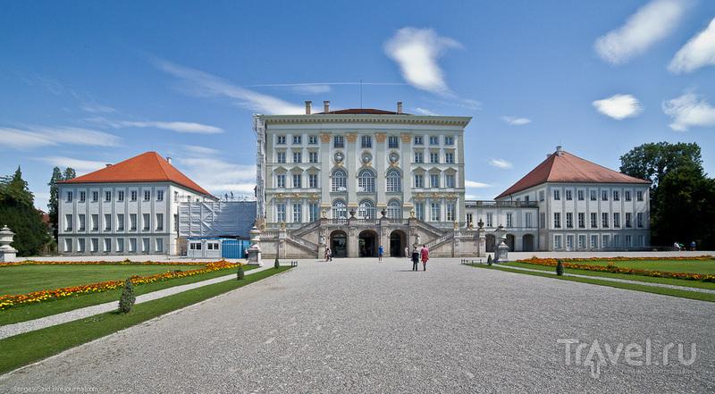 Замок Нимфенбург / Германия