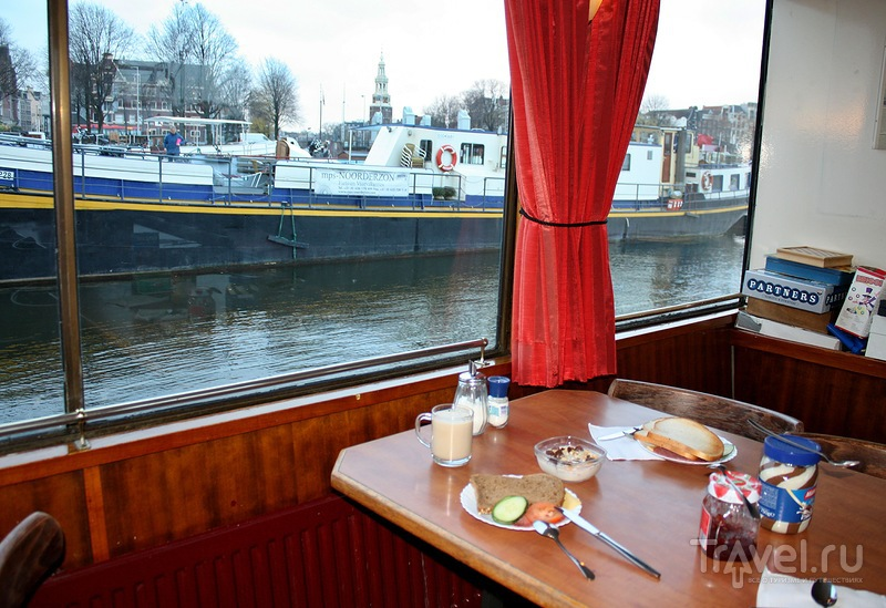 Как бюджетно ночевать в Амстердаме / Нидерланды
