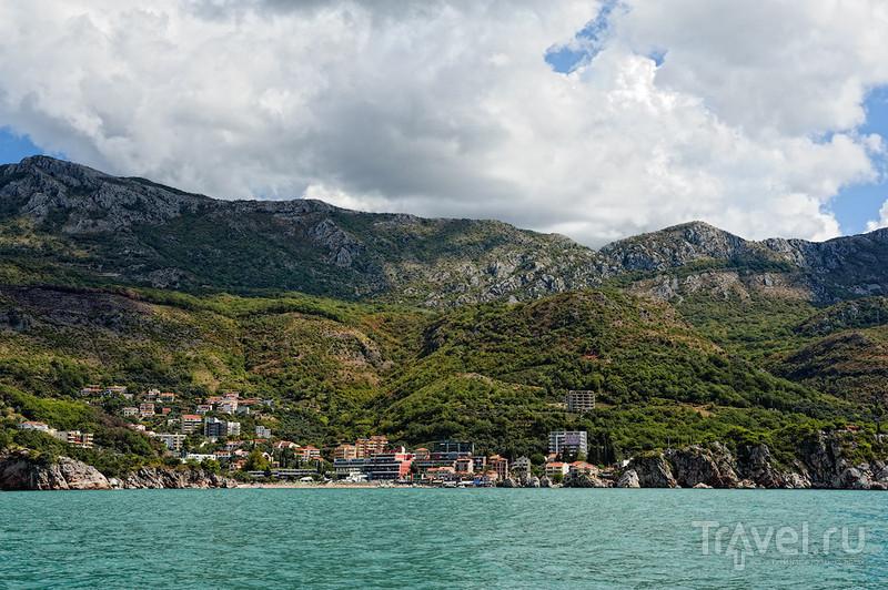Черногория, живописные окрестности Будвы / Черногория