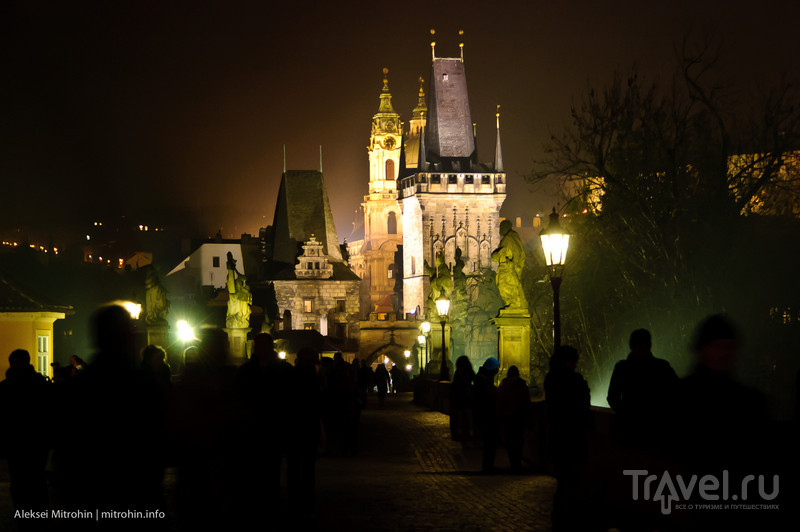 Прогулки по Праге в ноябре / Чехия