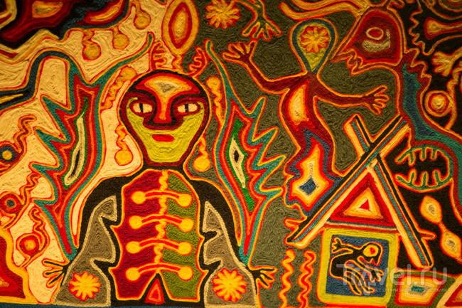 Неформалы Майя / Мексика