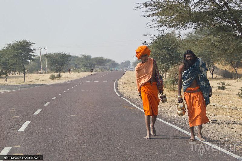 Северная Индия - маршрут и общие советы / Индия