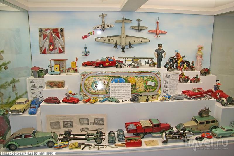 Музей игрушек в Праге / Чехия
