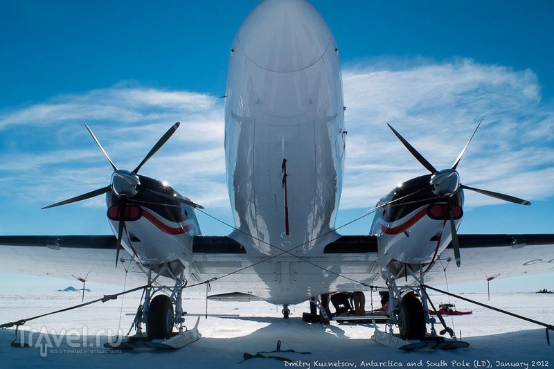 Антарктический дневник - тренировки и подготовка к вылету / Антарктика
