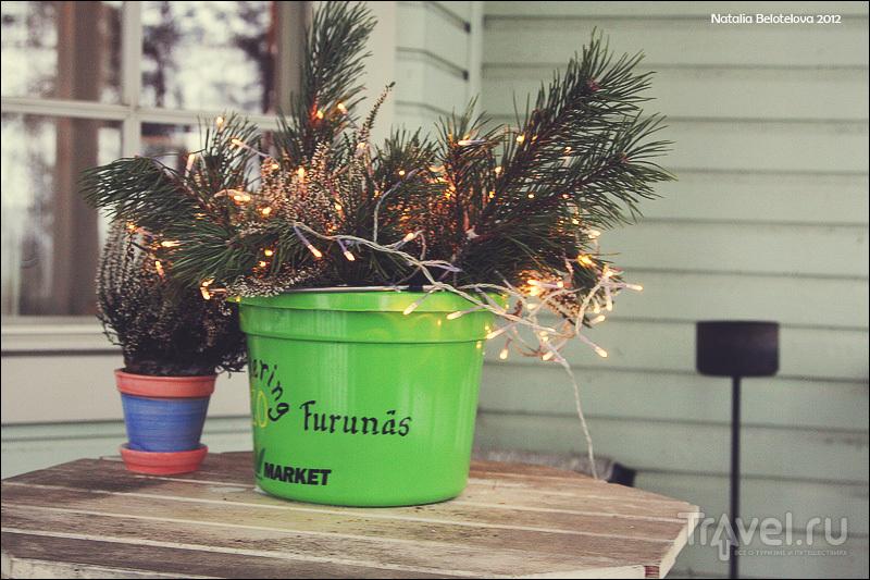 Предрождественский Порвоо / Финляндия