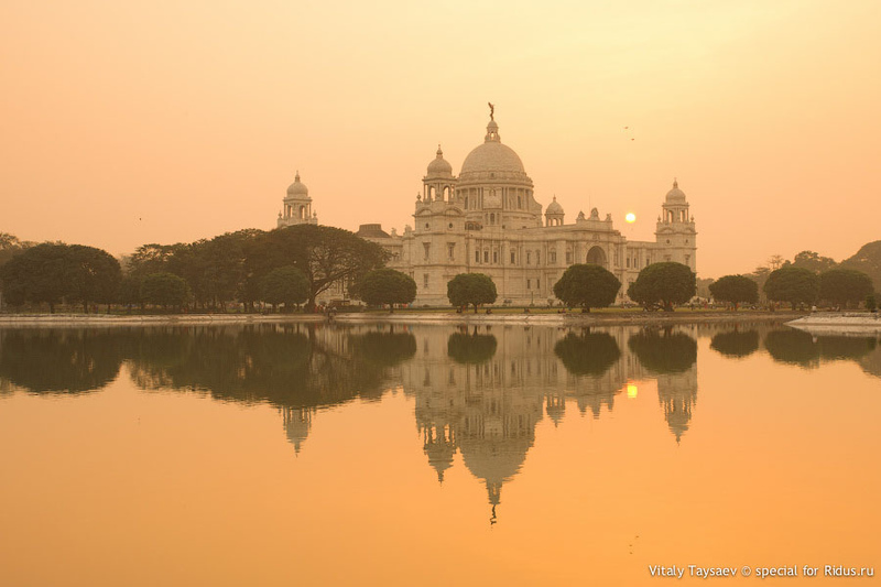 Мемориал Виктории / Фото из Индии